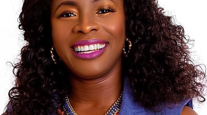 "Meet ""Sharon Yemi-Awodiran"" Hair Entrepreneur"