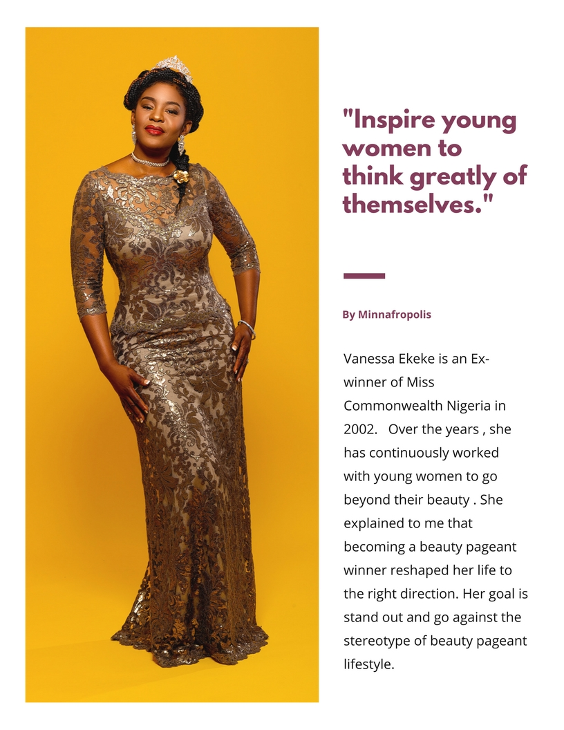Miss Nigeria International is a USA based Beauty Pageant that aims to empower young Nigerian women beyond beauty. (2)