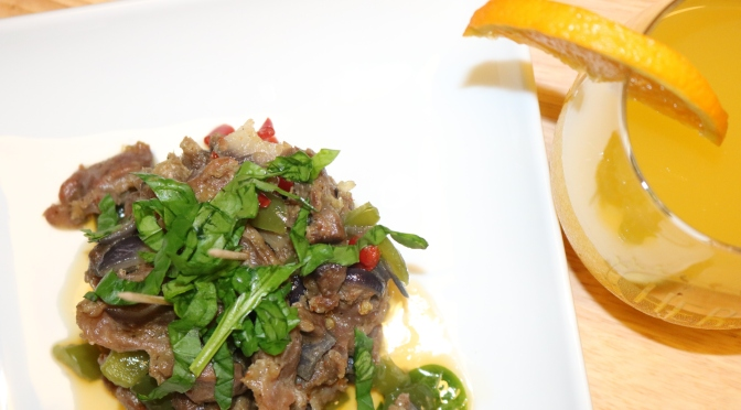 Food Video:How to Make Gizzard My Style