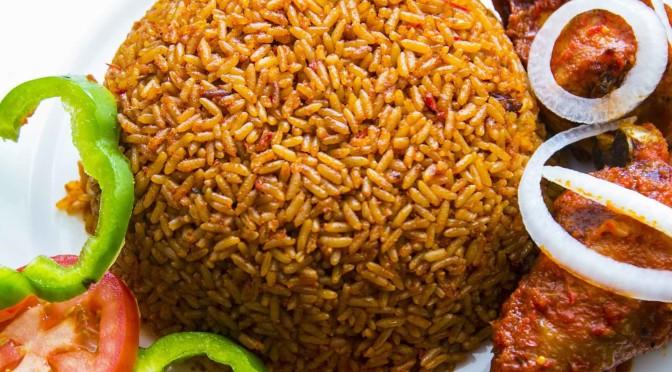 How To Prepare Jollof Rice