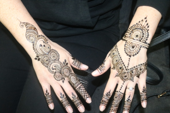 The Art In Henna 1 On 1 Experience Minnafropolis