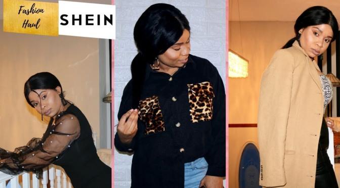 Fashion Review : SheIN $100 Budget