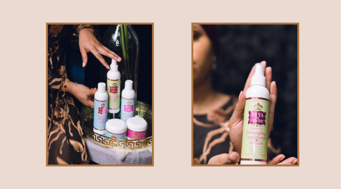 Unboxing Diva By Cindy Hair Products | Minnafropolis